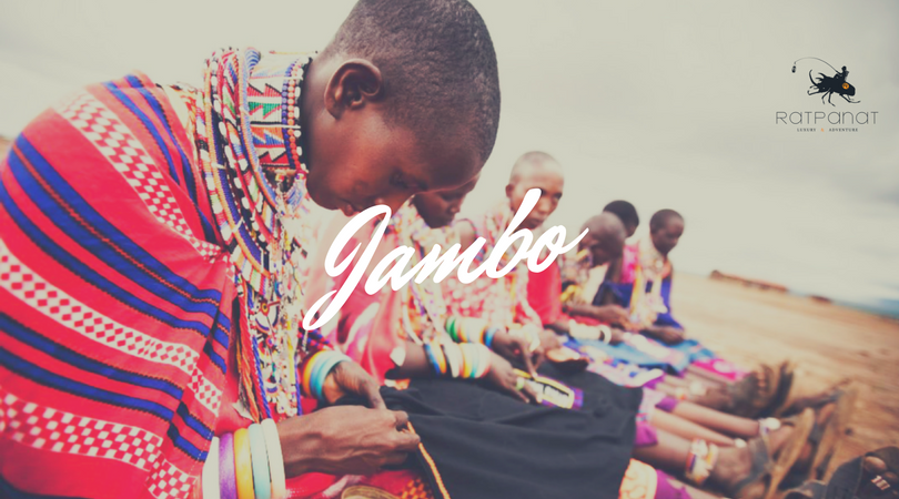 20 palabras en swahili para ir de safari