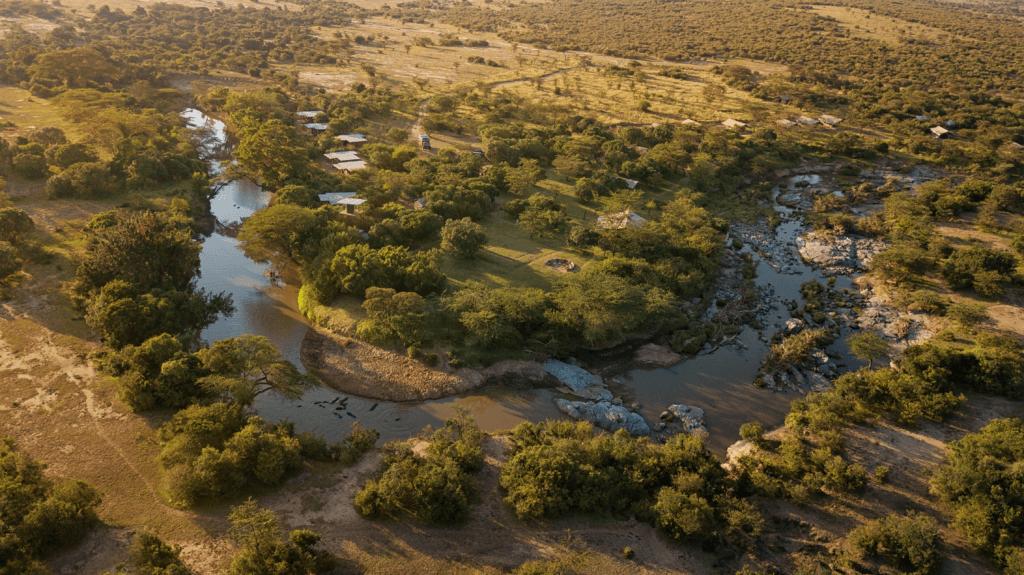 Safari en Masai Mara