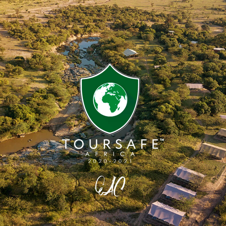 TourSafe safari camps de Kenia y Tanzania